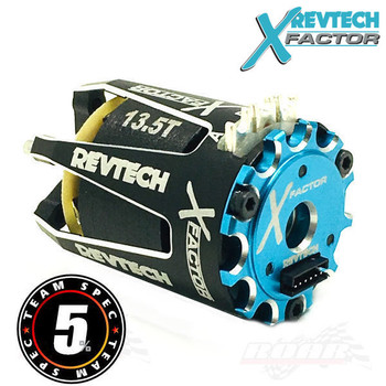 Trinity X-FACTOR 13.5T Team Spec Class Brushless Motor