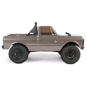 Axial SCX24 1967 Chevrolet C10 1/24 4WD RTR Scale Mini Crawler (Silver) w/2.4GHz Radio