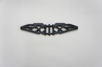 Mugen Seiki X7T Front Lower Suspension Arm Set