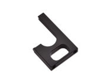 JQ Racing BLACK eCar Centre Diff Mount Rear