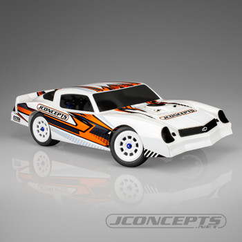 "JConcepts 9 Shot 2.2"" Rear Buggy Wheels (4) (White)"