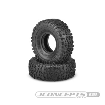 "JConcepts Landmines 1.9"" Performance Scaler & Crawler Tires (Super Soft)"