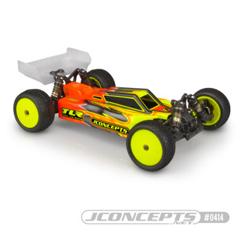 JConcepts F2 TLR 22X-4 Body