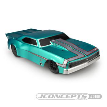 JConcepts 1967 Chevy Camaro Street Eliminator Body
