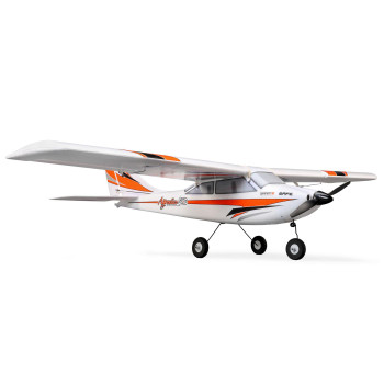 E-flite Apprentice STS RTF Electric Airplane (1500mm) w/SAFE & DXe Transmitter
