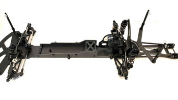 Five Seven Designs Arrow Drag Car with Wheelie Bar
