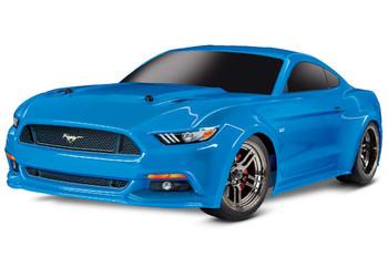 Traxxas 4-Tec 2.0 1/10 RTR Touring Car w/Ford Mustang GT Body (Blue-X)