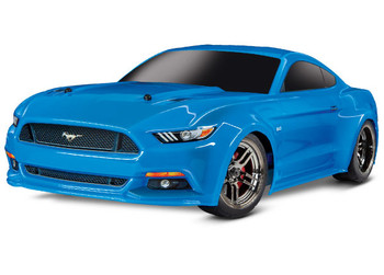 Traxxas 4-Tec 2.0 1/10 RTR Touring Car w/Ford Mustang GT Body (Blue-X)