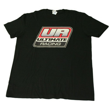 Ultimate Racing Logo T-Shirt - (Black)