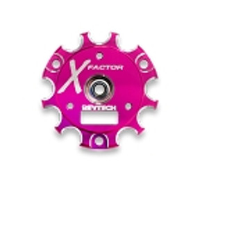 "Trinity Revtech X-Factor ""Pink"" Endbell with Bearing"