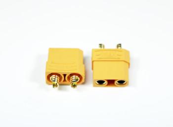 Assault RC High Current XT90 Connectors (2) (Female/Battery)