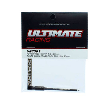 Ultimate Racing Power Tool Hex Tip 1.5 x 80mm