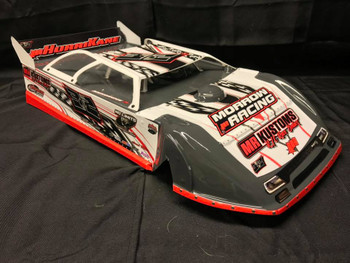 MR Kustoms HurriKane 2020 1/10 DIRT Late Model Body (.030)