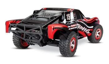 TRAXXAS Slash 1/10 RTR Short Course Truck w/XL-5 ESC, TQ 2.4GHz Radio, Battery & DC Charger - Red