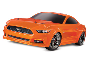Traxxas 4-Tec 2.0 1/10 RTR Touring Car w/Ford Mustang GT Body (Orange)