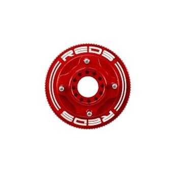Reds Racing Tetra Aluminum D34mm Off-Road Clutch Flywheel (V3)