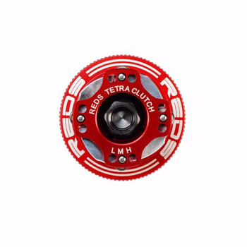 Reds Racing V3.0 Tetra Clutch 34m - Adjustable 4-Shoe Clutch (Off-Road)