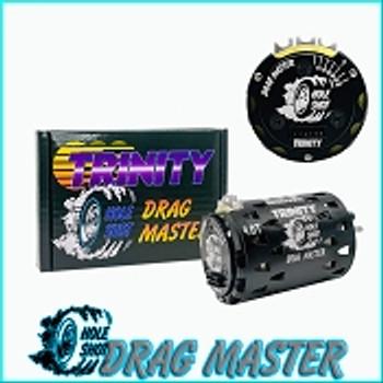 Trinity Drag Master 4.0T Holeshot Brushless Motor