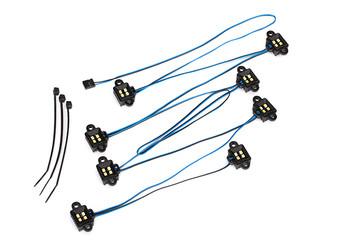 Traxxas LED Rock Light Kit for the TRX-4 (TRA8026X)