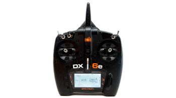 Spektrum RC DX6e 6 Channel Full Range DSMX Transmitter