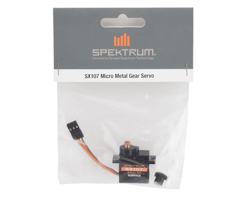 Spektrum RC SX107 Micro Metal Gear Servo
