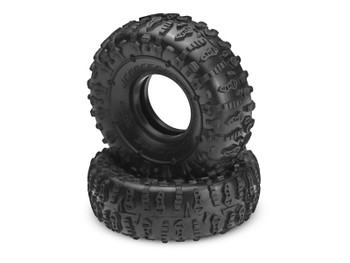 "JConcepts Ruptures 1.9"" Rock Crawler Tires (2) (Green) (JCO3053-02)"