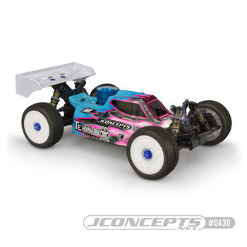 JConcepts S15 - TEKNO NB48 2.0 BODY (JCO0430)