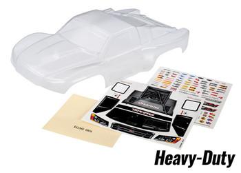 TRAXXAS Slash 4X4 Body (Clear) (Heavy Duty)