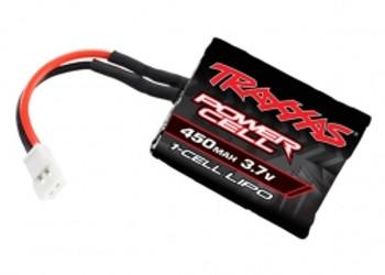Traxxas DR-1 1S Power Cell LiPo Battery (3.7V/450mAh)