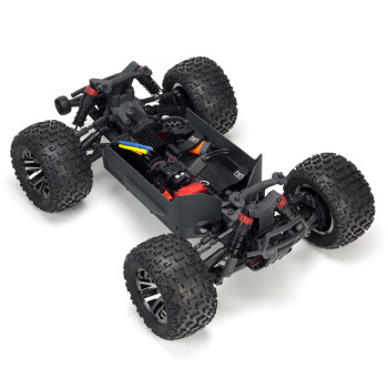 Arrma Granite 4X4 3S BLX 1/10 RTR Brushless Monster Truck (Orange/Black) w/TTX300 2.4GHz Radio
