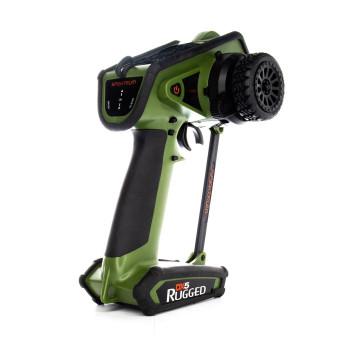 Spektrum DX5 Rugged DSMR TX Only (Green)