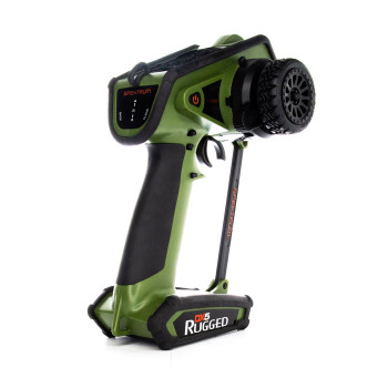 Spektrum DX5 Rugged DSMR TX Only (Green)