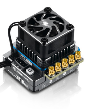 Hobbywing XeRun XR10 Pro G2, 160Amp Brushless ESC, Elite Edition (Electric Blue)