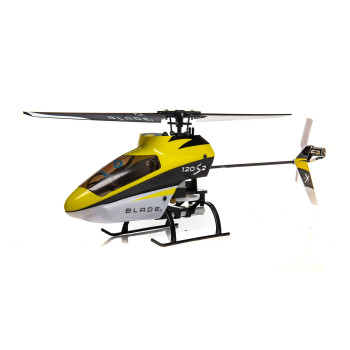 Blade 120 S2 Fixed Pitch Trainer RTF Electric Micro Helicopter w/2.4GHz Radio & SAFE Technology