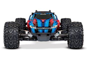 Traxxas Rustler 4X4 VXL Brushless RTR 1/10 4WD Stadium Truck (Blue)