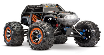 Traxxas Summit Extreme Terrain Monster Truck w/Brushed Motor (Orange)