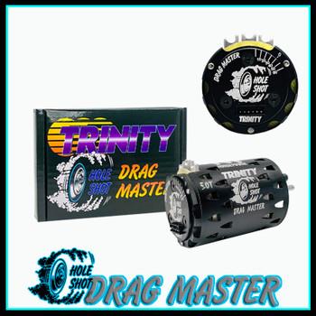 Trinity Drag Master 5.0T Holeshot Brushless Motor