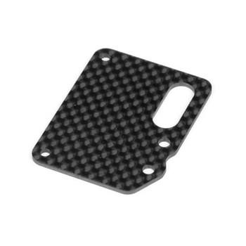 Tekno RC EB410/ET410 Carbon Fiber Receiver Tray (Requires TKR6598C) (TKR7299C