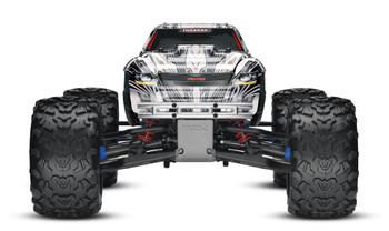 Traxxas T-Maxx 3.3 4WD RTR Nitro Monster Truck w/TQi, TSM, & Telemetry (White)