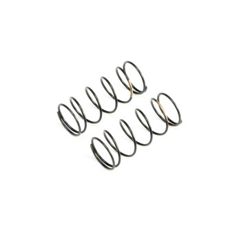 Team Losi Racing 12mm Low Frequency Front Springs (Gold) (2)