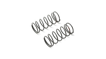 Team Losi Racing 12mm Low Frequency Front Springs (Brown) (2)