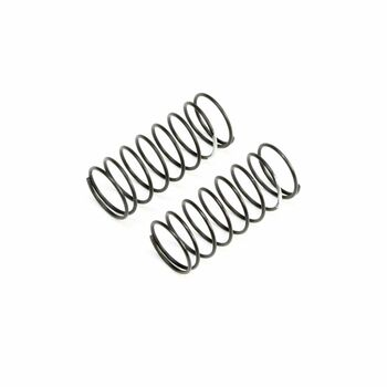 Team Losi Racing 12mm Low Frequency Front Springs (Silver) (2)
