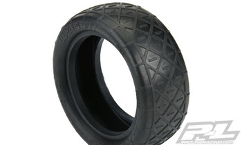 """Pro-Line Shadow 2.2"""" 4WD Buggy Front Tires (2) (S4)"""