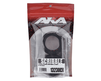 "AKA Scribble 2.2"" Front 2WD Buggy Tires (2) (Clay) (AKA13230CR)"
