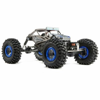ECX 1/18 4WD Temper Gen 2, Brushed: Blue RTR