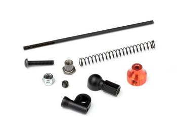 HB Racing Throttle Linkage Set (HBS114740)