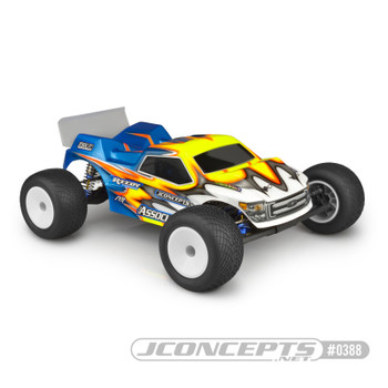 JConcepts T6.1 F2 Finnisher Body (Clear) (Light Weight) (JCO0388)