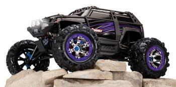 Traxxas Summit Extreme Terrain Monster Truck w/Brushed Motor (Purple)