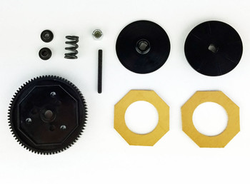 Custom Works Slipper Clutch Kit For 2.6 Transmission (CSW4484)