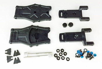 Custom Works Adjustable Toe A-Arm Set SC5M (CSW3285)